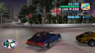 Kevin Josue | GTA Vice City   Mission 9   Waste the wife