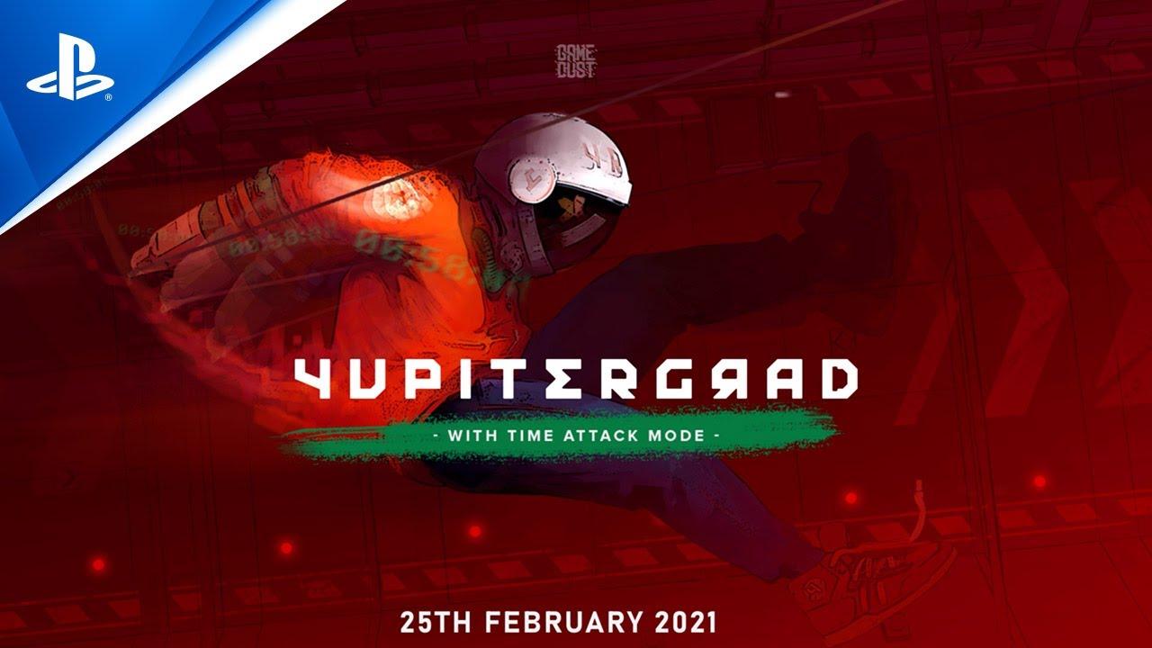 Yupitergrad - Release Date Trailer | PS VR