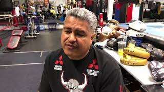 Robert Garcia On Manny Pacquiao Saying Thurman Mikey Spence And Porter Can Be Next