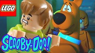 Мультики Лего. Скуби-Ду мультфильм на русском языке 5 серия. Видео для детей