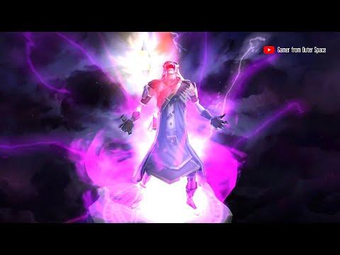 Merlin's Awakening + Cosmic Wizard Merlin Talisman |