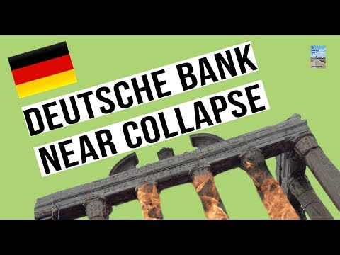 Deutsche Bank MELTDOWN as Central Banks Unable to Bail Out W