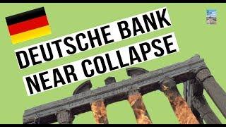 Deutsche Bank MELTDOWN as Central Banks Unable to Bail Out WORLD'S BIGGEST Derivatives Portfolio!