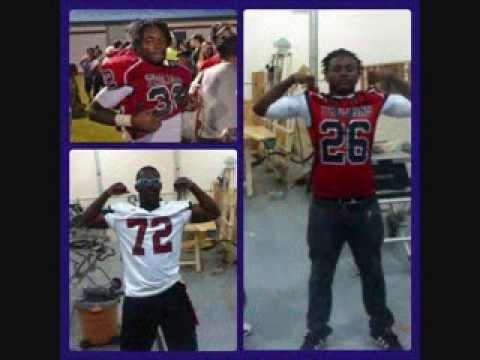 Brooks County Trojans 2013 R.I.P BC3 #26 #32 #72