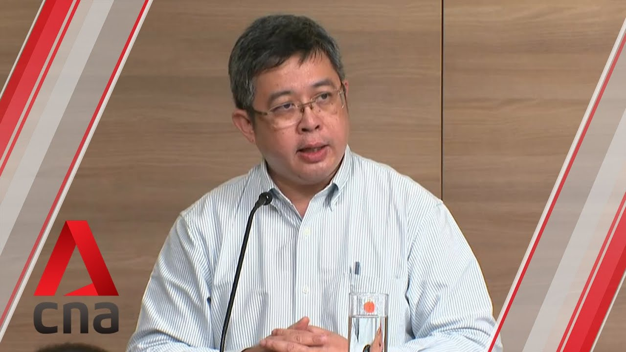 'Don't see any evidence' of airborne spread of COVID-19, says Singapore's health