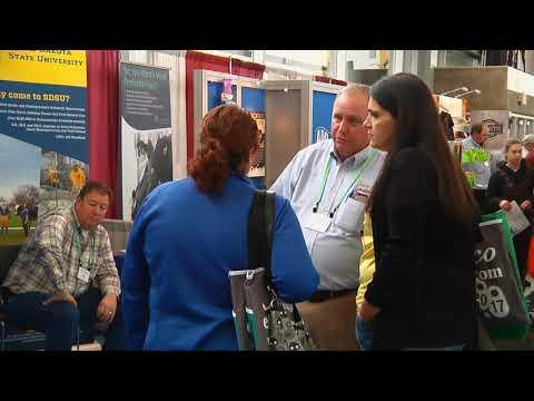 South Dakota Recruits Dairy Processors at World Dairy Expo