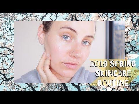 spring-skincare-routine-|-2019-|-dry/sensitive-skin
