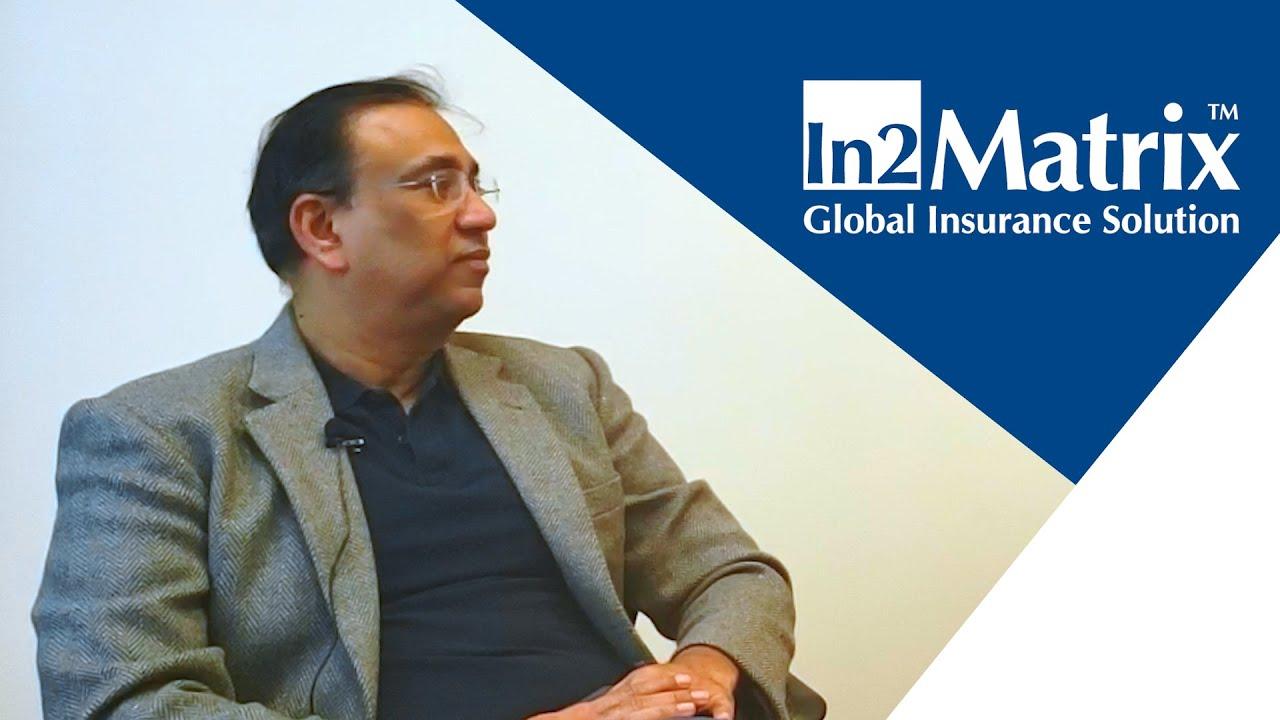 Luc Jones interviews Gerard Baltazar, Founder & CEO of In2Matrix Group.