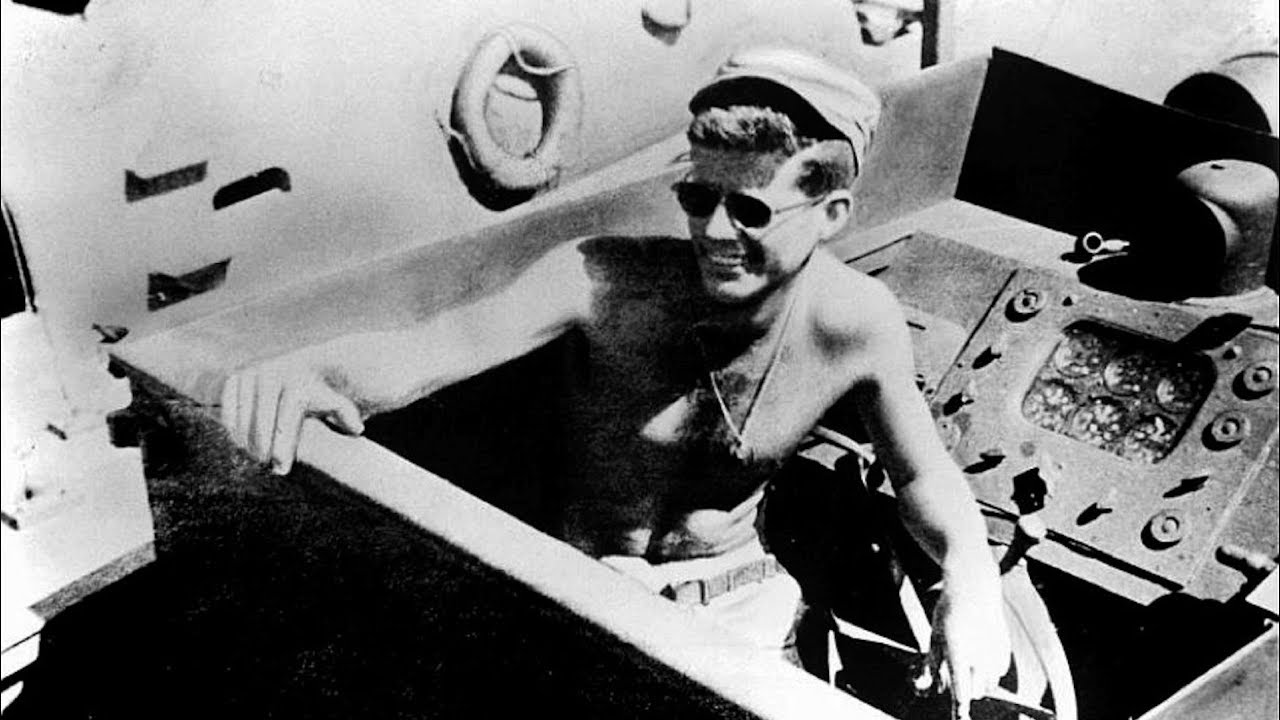 Image result for jfk's pt-io9 sank