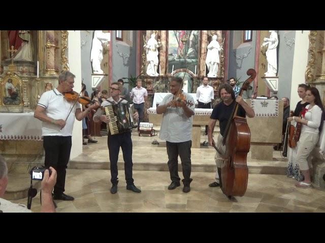 Árus Béla harmonika - 2019 Métatábor zárókoncert