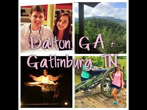 VLOG | My trip to Dalton, Georgia & Gatlinburg, Tennessee