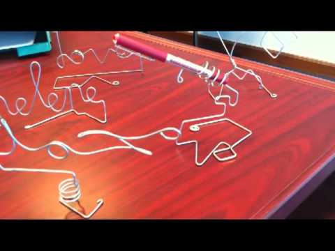 Q8 Majeed - Wire Hangers Projects