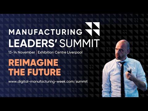 Join Henrik Von Scheel At Manufacturing Leaders' Summit