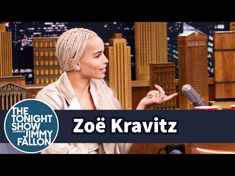 Zoë Kravitz Has The Most L.A. Dating Horror Story