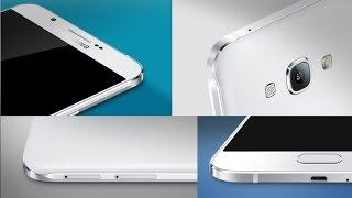 استعراض للهاتف المحمول samsung galaxy a8 هاتف متميز بسعر مكلف