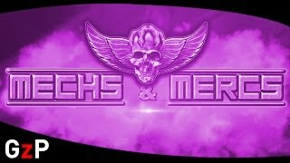 Mechs and Mercs Black Talons Official HD game trailer - PC Mac Linux