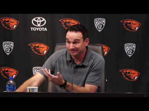 Oregon State Beavers - Beavers prepare for the Sun Devils Saturday at 7:pm!!!