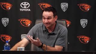 Head Coach Jonathan Smith Press Conference - 9/24/18