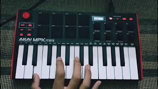 Scam 1992 theme song I Akai Mpk Mini Mk3 I Music Hub