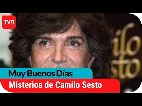 Los rumores y misterios de Camilo Sesto   Muy buenos días