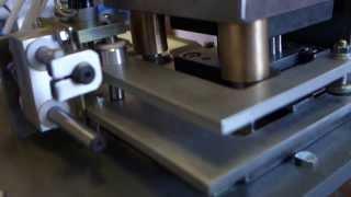 Высечной пресс. Промвит. Оборудование для фармацевтического производства.(Высечной пресс изготовлен для фармацевтического производства. Данный пресс изготовлен строго по техничес..., 2013-12-09T14:59:40.000Z)
