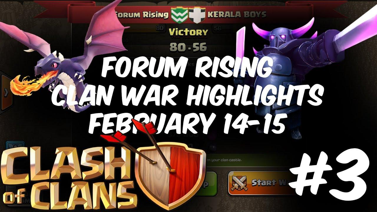 Clash Of Clan Forum