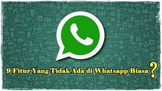 Download lagu 9 Fitur Yang Tidak Ada di Whatsapp Biasa