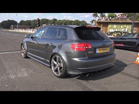 Audi RS3 Sportback w/ Milltek Non Resonated Sport Exhaust!