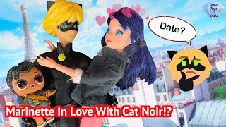 Ladybug MARICHAT SEASON 3! FULL - EPISODE 3 | MIRACULOUS Christmas Shopping Date Doll 2