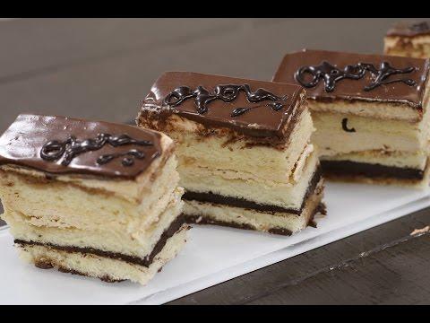 Opera Cake | The Dessert Queen - Neelanjali | Sanjeev Kapoor Khazana