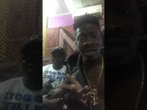 Shatta Wale Warns YAA PONO In A Live Video(Must Watch)