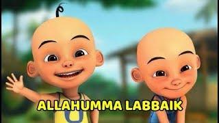 Lirik Lagu Sabyan Gambus - Allahumma Labbaik Versi Upin Ipin