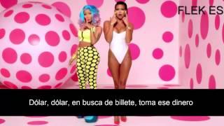 Nicki Minaj ft Cassie - The Boys (Subtitulado en español)