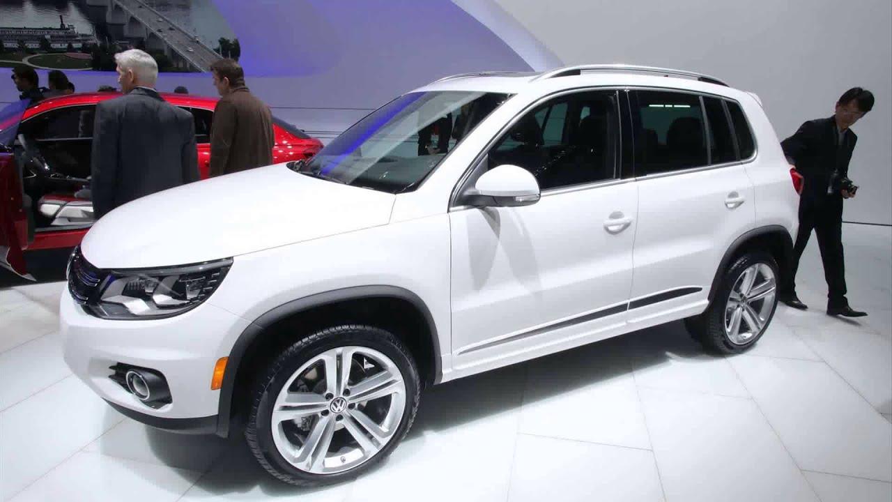 2016 Volkswagen Tiguan Youtube