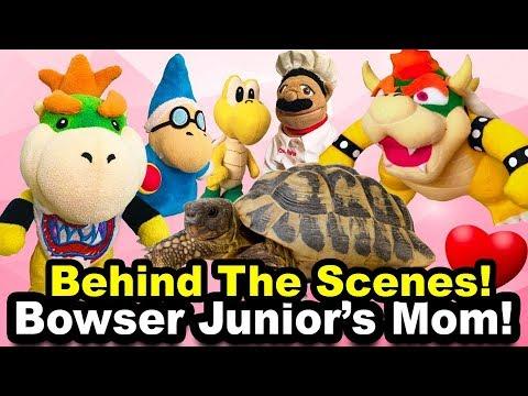 SML Movie: Bowser Junior's Mom! (BTS)