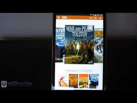Kindle For Samsung EBook App Review