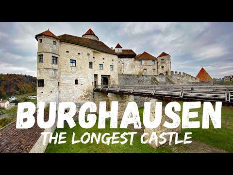Burghausen Castle Germany