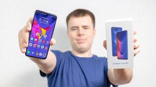 РАСПАКОВКА Honor View 20 и СРАВНЕНИЕ с Huawei P Smart 2019