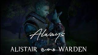 Always | Alistair x Warden | Dragon Age: Origins