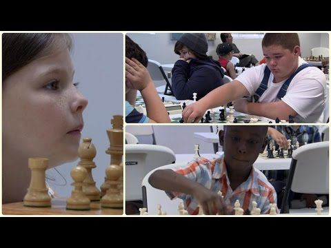 Kids fight chess stereotypes using chess in Grade school chess teams from Franklin County Mississipp