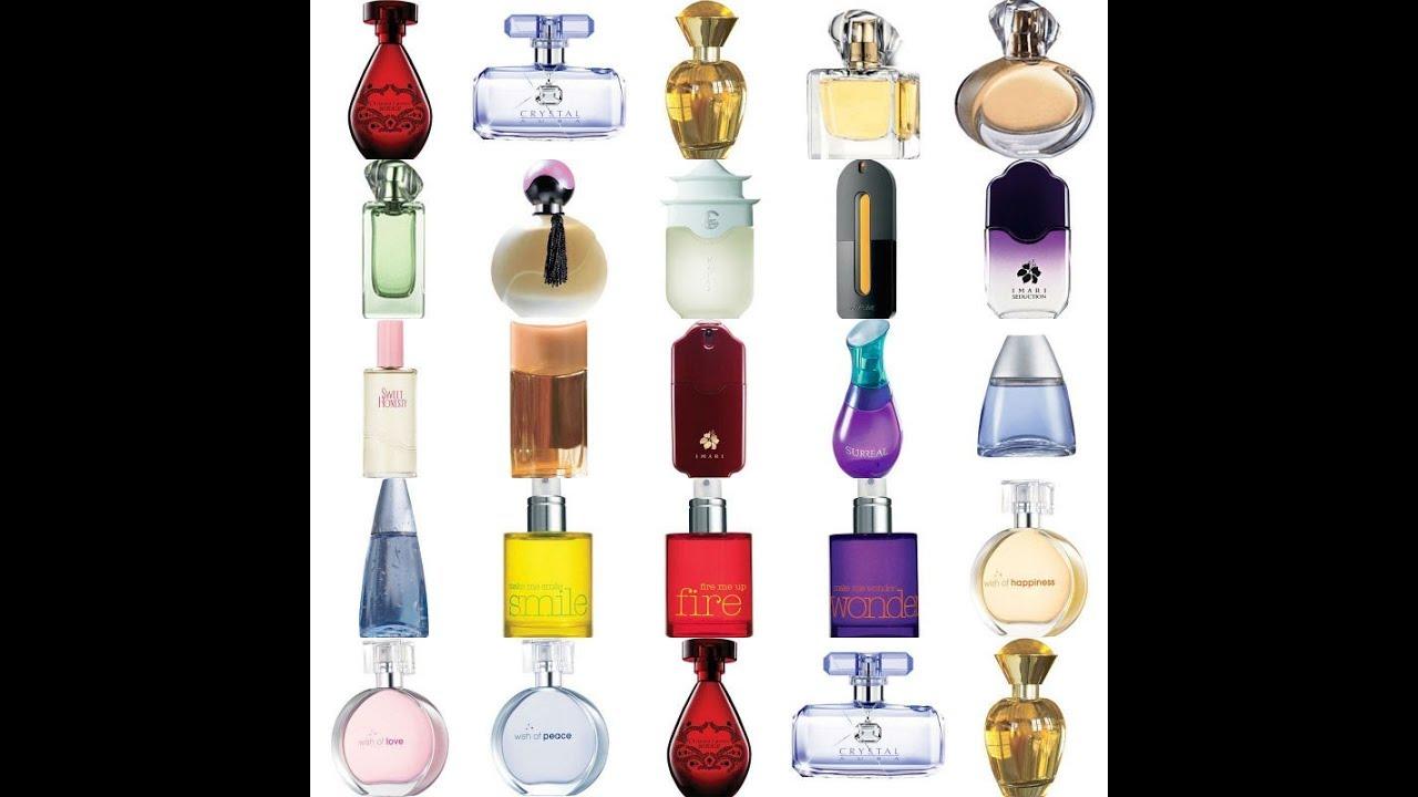 En Sevilen Avon Kadın Parfümleri Youtube