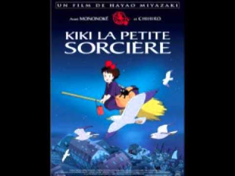musique kiki la petite sorcière