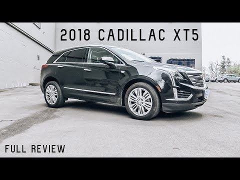 2018 Cadillac XT5 | Full Review & Test Drive