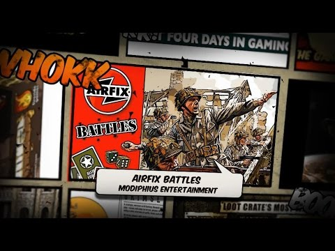 Outside the Box: 'Airfix Battles' from Modiphius Entertainment