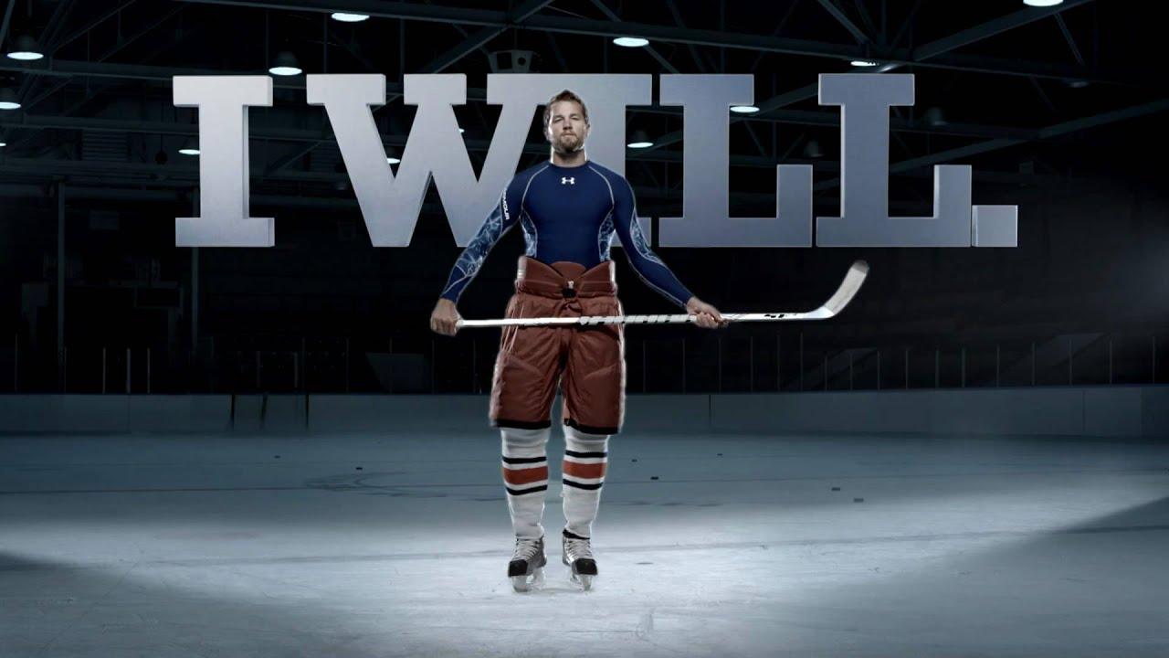 under armour eishockey