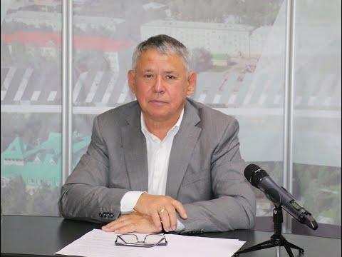 «Прямой эфир» с главой города Олегом Дейнека пройдет 27 мая в 12:00