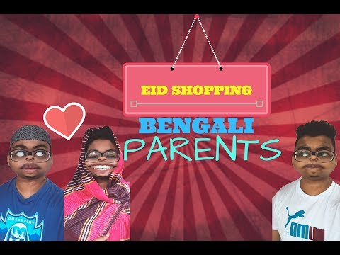 Bengali Parents VS Eid Shopping | Eid 2017 Fact | Yellow Potato