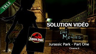 [TRLE] Lara At The Movies (2004) - #23 - Cinema 6 : Jurassic Park (1/2)