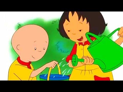 Детские мультики Каю на английском языке - Caillou`s ...