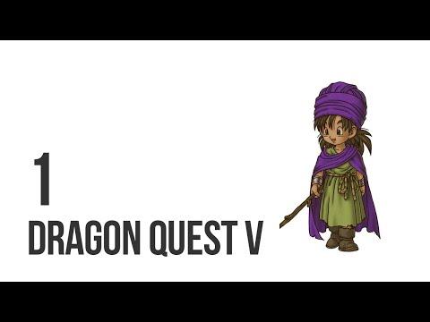 Dragon Quest V - Let's Play pt 1